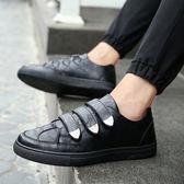 休閒鞋子 韓版男鞋 板鞋【非凡上品】nx05