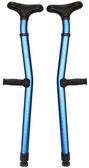 【醫康生活家】杏華 醫療用手杖 (未滅菌) 鋁製腋下拐