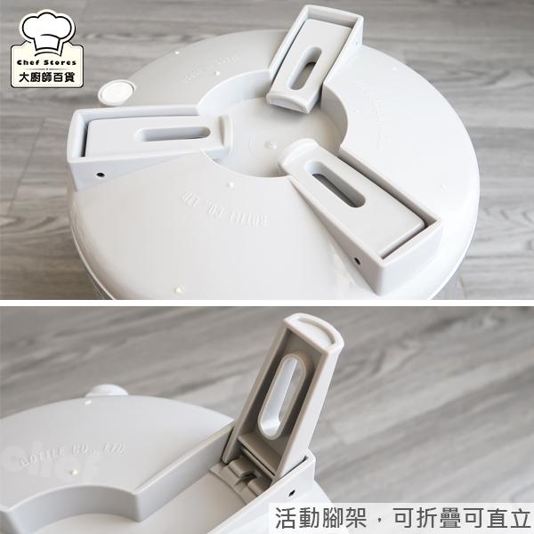 日本孔雀保溫茶桶保溫桶6.1L保冷桶保冷茶桶保溫壺-大廚師百貨
