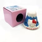 【震撼精品百貨】Hello Kitty 凱蒂貓~HELLO KITTY 陶瓷LED燈(富士山/世界文化遺產)