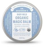 DR.BRONNER'S布朗博士 萬用香氛膏 溫和嬰兒14g 【JE精品美妝】
