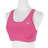 Nike Classic Pad Bra [344161-618] 女 運動 內衣 訓練 瑜珈 舒適 透氣 支撐 粉紅