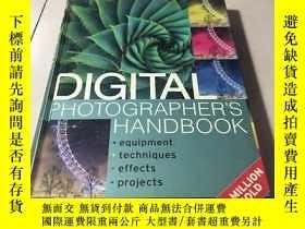 二手書博民逛書店Digital罕見Photographer s Handbook