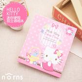 【Hello Kitty 迷你硬殼拍立得相本】Norns 三麗鷗凱蒂貓收納拍立得照片相簿相冊聖誕節