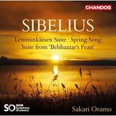 【停看聽音響唱片】【CD】歐拉莫/西貝流士:藍敏凱寧組曲 (四首傳奇曲)/伯沙薩王的盛宴