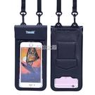 防水袋 防水手機袋潛水套可觸摸屏游泳裝備防水袋手機套漂流騎手外賣專用
