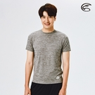 ADISI 男圓領涼感智能纖維速乾短袖素T AL2011133 (M-2XL) / 城市綠洲 (快乾、排汗、單向導濕、登山健行)