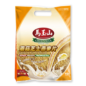 【馬玉山】蘑菇芝士燕麥片(10入)