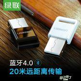 usb藍芽適配器4.0手機台式機藍芽耳機音響接收器電腦發射器 新年鉅惠