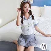角色扮演 清純玉麗 優雅學生裝(M)-玩伴網【滿額免運】