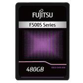 Fujitsu 480GB 極速Intel 3D NAND閃存晶片固態硬碟F500S【愛買】