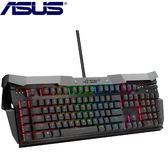 ASUS ROG Horus GK2000 RGB 機械式電競鍵盤 (紅軸)