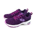 LOTTO 運動鞋 跑鞋 紫色 針織 女鞋 LT9AWR1197 no011