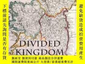 二手書博民逛書店Divided罕見Kingdom: Ireland 1630-1