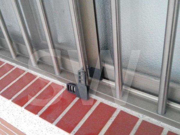 HM013 水泥窗紗門角Ⅰ 鐵厝窗角 紗窗角 水泥窗角 防盜鋁窗沙門角 沙窗角 窗戶紗窗角 鐵皮屋紗窗角