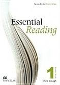 二手書博民逛書店 《Essential Reading: Student Book 1》 R2Y ISBN:9780230020108│ChrisGough