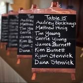 小號桌面立式小黑板之家 店鋪吧臺支架式廣告板 家用留言板記事板 快速出貨