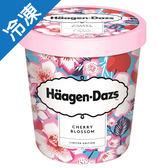 哈根達斯-櫻花冰淇淋品脫 457ML【愛買冷凍】