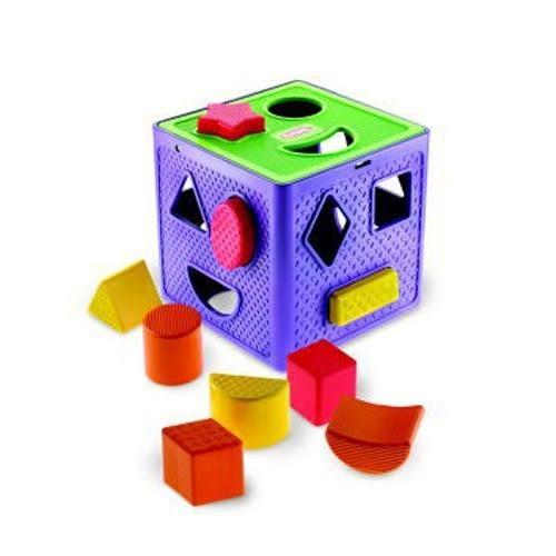 【奇買親子購物網】PLAYSKOOL 兒樂寶-積木益智盒