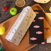 便攜式折疊眼鏡盒簡約小清新太陽鏡墨鏡盒男女韓國可愛學生眼鏡盒【櫻花本鋪】