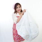 Qmishop 洗衣袋自助洗衣店 圓直徑70cm 特大~J551 ~