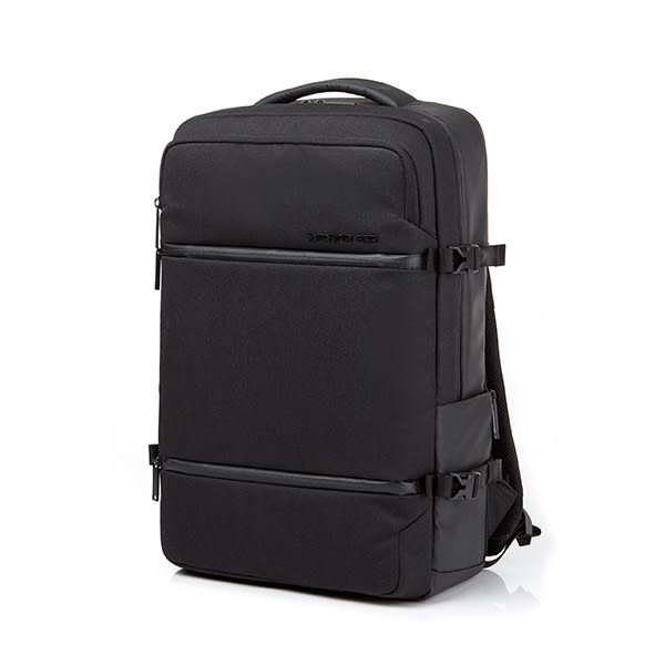 Samsonite RED GLENDALEE DQ4 15.6吋筆電後背包 實用大容量功能 出差出遊 高CP值推薦+贈好禮