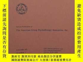 二手書博民逛書店INTERNATIONAL罕見JOURNAL OF GROUP PSYCHOTHERAPY(心理治療雜誌 1970
