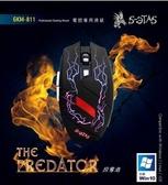 【超人生活百貨】KINYO 耐嘉 GKM-811 掠奪者 專業電競滑鼠 有線滑鼠 光學滑鼠 DPI四段切換