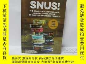 二手書博民逛書店Snus!:罕見The Complete Guide to Br