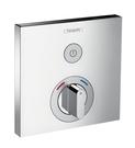 【麗室衛浴】德國HANSGROHE ShowerSelect 系列 高流量定溫 一路開關面板 15767