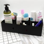 收納盒 乾濕兩用組合六格整理盒 辦公桌 化妝彩妝品 【BNP024】123OK