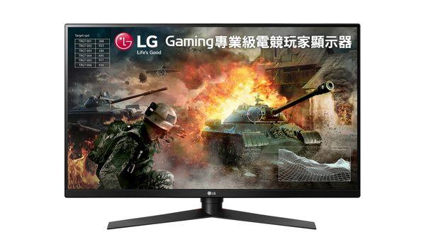 LG 32GK850G-B 31.5吋(黑) 液晶顯示器【刷卡分期價】