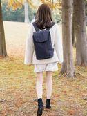 日本ELECOM  簡約背包雙肩攝影包男休閒旅行微單相機包學生書包女igo   電購3C