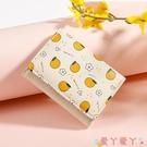 錢包零錢包女ins潮小眾設計卡包新款2021檸檬可愛日系少女心小錢包女 愛丫