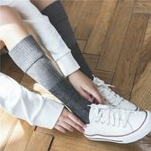 【TT】堆堆襪 復古粗線襪子 中筒襪 森系高筒襪 及膝小腿襪 保暖翻邊長襪子
