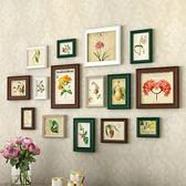 美式照片墻裝飾相框掛墻組合客廳臥室