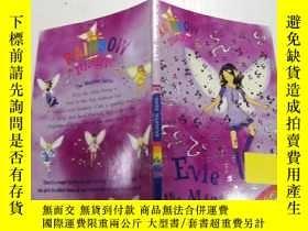 二手書博民逛書店evie罕見the mist fairy: 霧精靈伊芙Y200392