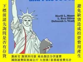 二手書博民逛書店language罕見customs and protocol(英文原版) 350克Y4639 HERFF L.