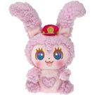 日本 刑警 x 戰士美少女 愛心跳跳兔絨毛_ RA15993