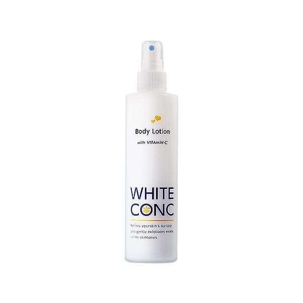 日本 WHITE CONC 保濕身體噴霧CII(245ml)【小三美日】