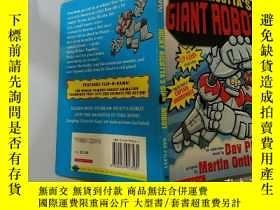 二手書博民逛書店Ricky罕見Ricottas Giant Robot:Ricky Ricottas巨型機器人Y200392