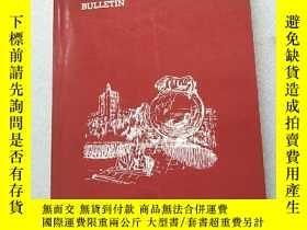 二手書博民逛書店KOREA罕見UNIVERSITY BULLETIN 1993-