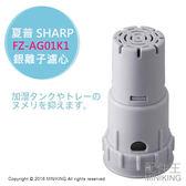 ~ 王~  夏普SHARP FZ AG01K1 銀離子濾心KI EX75 KI EX55