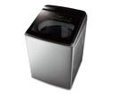 《Panasonic 國際牌》 22公斤 自動洗劑投入 直立式溫水變頻洗衣機 NA-V220KBS-S(不鏽鋼)