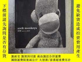 二手書博民逛書店SOCK罕見MONKEYSY203004