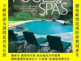 二手書博民逛書店Pools罕見& Spas: Ideas for Plannin