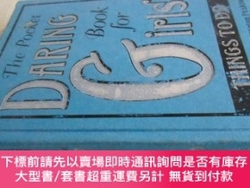 二手書博民逛書店英文原版罕見The Pocket Daring Book for GirlsY7215 Andrea J. B