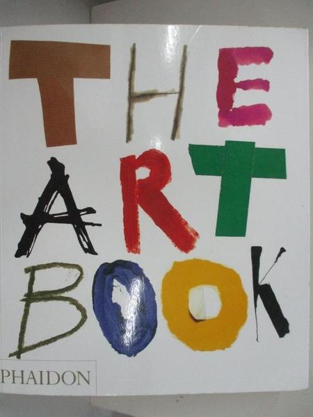 【書寶二手書T7/藝術_KIU】The Art Book_Butler, Adam (EDT)/ Van Cleave, Claire (EDT)/ Stirling, Susan (EDT)