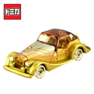 【日本正版】TOMICA 貝兒公主 老爺車 玩具車 日本7-11限定款 Disney Motors 多美小汽車 - 161196