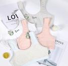 奶瓶蠶絲系列成長型內衣.發育期第一階段兒童內衣.學生內衣.萌萌豬生活館